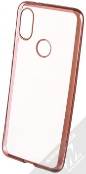 Forcell Electro TPU ochranný kryt pro Xiaomi Mi A2 růžově zlatá (rose gold)