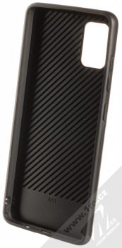 Forcell Glass ochranný kryt pro Samsung Galaxy A51 černá (black) zepředu
