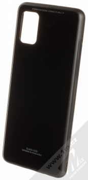 Forcell Glass ochranný kryt pro Samsung Galaxy A51 černá (black)