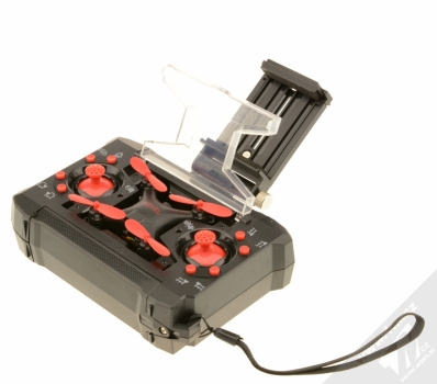 Forever Pixel Drone miniaturní létající dron černá (black) krabička otevřená