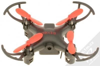 Forever Pixel Drone miniaturní létající dron černá (black) seshora kamera