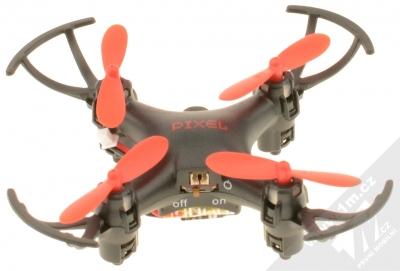 Forever Pixel Drone miniaturní létající dron černá (black) seshora konektor