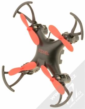 Forever Pixel Drone miniaturní létající dron černá (black)