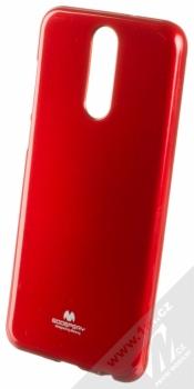 Goospery Jelly Case TPU ochranný silikonový kryt pro Huawei Mate 10 Lite červená (red)