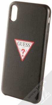 Guess Triangle ochranný kryt pro Apple iPhone XS Max (GUHCI65PTPUBK) černá (black)