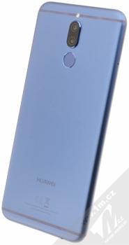 HUAWEI MATE 10 LITE modrá (aurora blue) šikmo zezadu