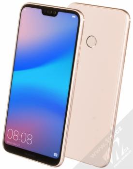 Huawei P20 Lite + BRÝLE PRO VIRTUÁLNÍ REALITU SETTY v ceně 499Kč ZDARMA růžová (sakura pink)