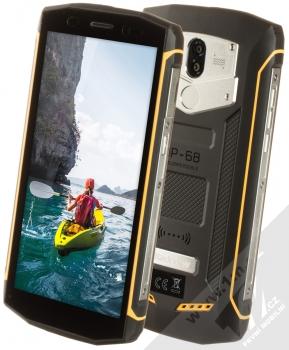 iGET Blackview GBV5800 žlutá (yellow)