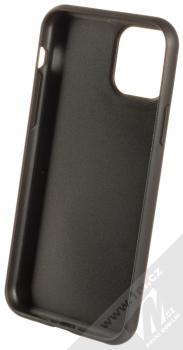 Karl Lagerfeld Saffiano Ikonik ochranný kryt pro Apple iPhone 11 Pro (KLHCN58IKFBMBK) černá (black) zepředu