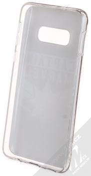Marvel Kapitánka Marvel 015 TPU ochranný kryt pro Samsung Galaxy S10e černá (black) zepředu
