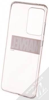 Marvel Logo 006 TPU pokovený ochranný kryt pro Samsung Galaxy S20 Ultra průhledná (transparent) zepředu