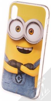Mimoni Bob 029 TPU ochranný kryt pro Apple iPhone XR žlutá (yellow)