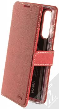 Molan Cano Issue Diary flipové pouzdro pro Huawei P30 červená (red)
