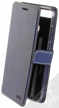 Molan Cano Issue Diary flipové pouzdro pro Huawei Y6 Prime (2018), Honor 7A tmavě modrá (navy blue)