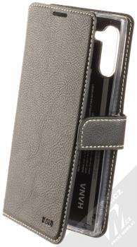 Molan Cano Issue Diary flipové pouzdro pro Samsung Galaxy Note 10 černá (black)