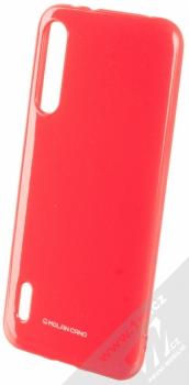 Molan Cano Jelly Case TPU ochranný kryt pro Xiaomi Mi A3 sytě růžová (hot pink)