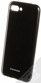 Molan Cano Jelly Case TPU ochranný kryt pro Honor 10 černá (black)