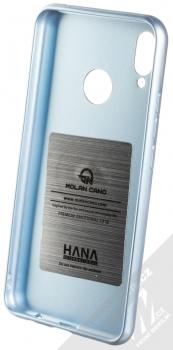 Molan Cano Jelly Case TPU ochranný kryt pro Huawei Nova 3i blankytně modrá (sky blue) zepředu