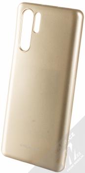 Molan Cano Jelly Case TPU ochranný kryt pro Huawei P30 Pro zlatá (gold)