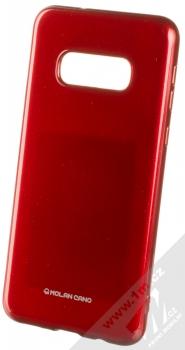 Molan Cano Jelly Case TPU ochranný kryt pro Samsung Galaxy S10e červená (red)