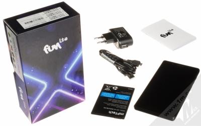 MYPHONE FUN LTE černá (black) balení