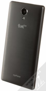 MYPHONE FUN LTE černá (black) šikmo zezadu