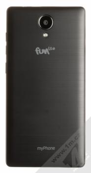 MYPHONE FUN LTE černá (black) zezadu