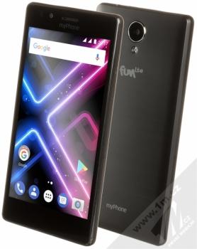 MYPHONE FUN LTE černá (black)