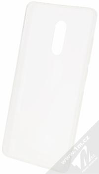 Nillkin Nature TPU tenký gelový kryt pro Xiaomi Redmi Note 4 (Global Version) čirá (transparent white) zepředu