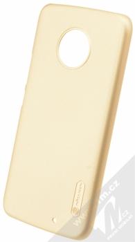 Nillkin Super Frosted Shield ochranný kryt pro Moto X4 zlatá (gold)
