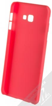 Nillkin Super Frosted Shield ochranný kryt pro Samsung Galaxy J4 Plus (2018) červená (red) zepředu