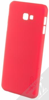 Nillkin Super Frosted Shield ochranný kryt pro Samsung Galaxy J4 Plus (2018) červená (red)