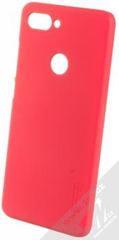Nillkin Super Frosted Shield ochranný kryt pro Xiaomi Mi 8 Lite červená (red)