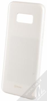 Roar LA-LA Glaze TPU ochranný kryt pro Samsung Galaxy S8 Plus perleťově bílá (pearl white)