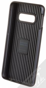 Samsung EF-RG970CL Protective Standing Cover originální odolný ochranný kryt pro Samsung Galaxy S10e tmavě modrá (dark blue) zepředu