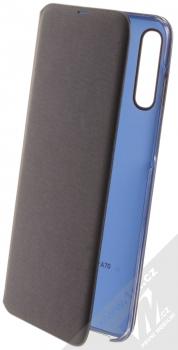 Samsung EF-WA705PB Wallet Cover originální flipové pouzdro pro Samsung Galaxy A70 černá (black)
