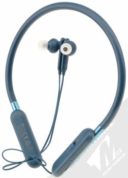 Samsung EO-BG950CL U Flex Bluetooth Stereo headset modrá (blue) zezadu
