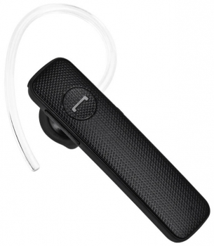 Samsung EO-MG920 Essential Bluetooth headset černá (black) šikmo