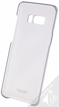 Samsung EP-WG95FBB Starter Kit originální sada stojánku pro bezdrátové nabíjení, ochranného krytu a fólie pro Samsung Galaxy S8 Plus černá černá (black black) ochranný kryt zepředu