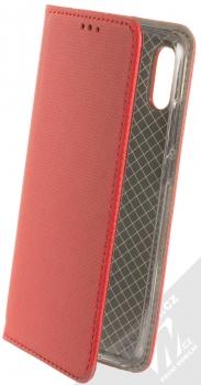 Sligo Smart Magnet flipové pouzdro pro Huawei P Smart (2019) červená (red)