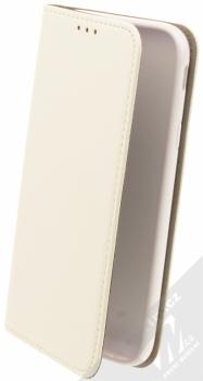 Sligo Smart Magnet flipové pouzdro pro Samsung Galaxy J3 (2017) bílá (white)