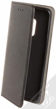 Sligo Smart Magnet flipové pouzdro pro Samsung Galaxy S9 černá (black)