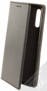 Sligo Smart Magnetic flipové pouzdro pro Samsung Galaxy A70 černá (black)