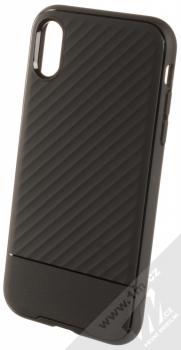 Spigen Core Armor odolný ochranný kryt pro Apple iPhone XR černá (black)
