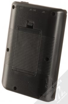 Sup Game Box 400 in 1 herní konzole černá (black) zezadu