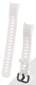 Tactical Single Color Strap silikonový pásek na zápěstí pro Huawei Band 4 bílá (white)