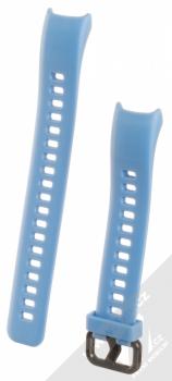 Tactical Single Color Strap silikonový pásek na zápěstí pro Huawei Band 4 modrá (blue)