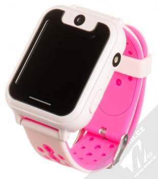 Tortoyo V2 Kids Smart Watch dětské chytré hodinky s GPS lokalizací růžová (pink)