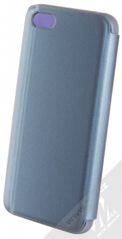 Vennus Clear View flipové pouzdro pro Huawei Y5 (2018), Honor 7S modrá (blue) zezadu