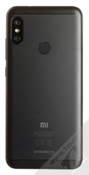 XIAOMI MI A2 LITE 4GB/64GB Global Version CZ LTE černá (black) zezadu